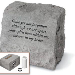93420 Headstone - Gone Yet Not Forgotten...-0