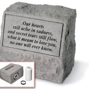 93520 Headstone - Our Hearts Still Ache...-0