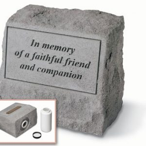 93620 Headstone - In Memory Of A Faithful...-0