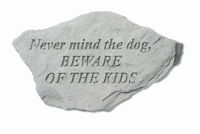 "94120 ""Never Mind The Dog, BEWARE...""-0"