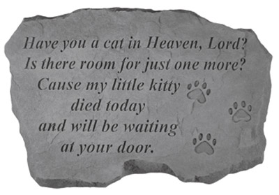 94820 Have you a cat in Heaven, Lord?...-0