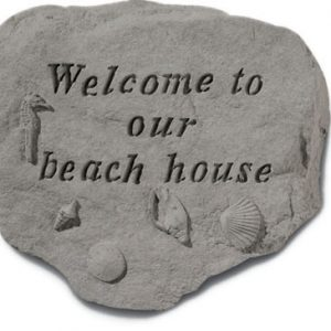 Welcome To Our Beach-0