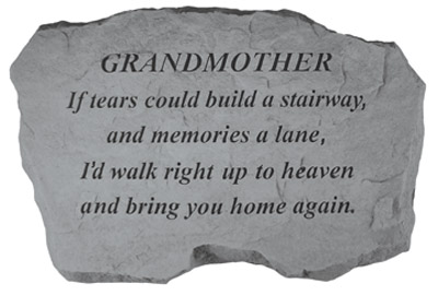 97220 GRANDMOTHER - If Tears Could Build...-0