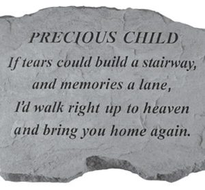 97420 PRECIOUS CHILD - If Tears Could Build...-0