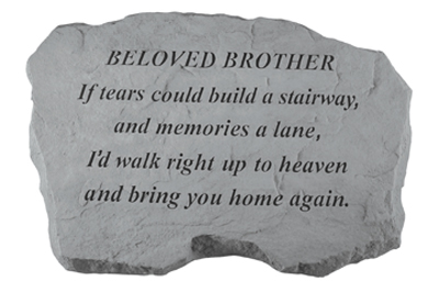97620 BELOVED BROTHER - If Tears Could Build..-0