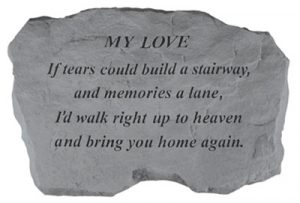 97720 MY LOVE - If Tears Could Build...-0