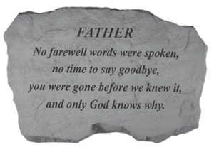 97920 FATHER- No Farewell Words...-0
