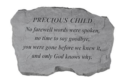 98220 Precious Child-No Farewell-0