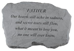 98720 FATHER- Our Hearts Still Ache...-0