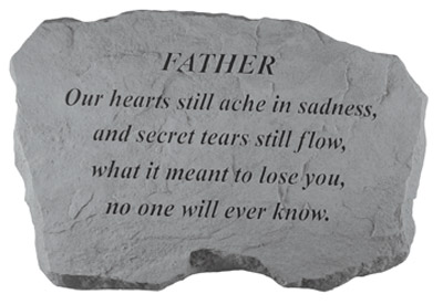 98720 FATHER- Our Hearts Still Ache...-0