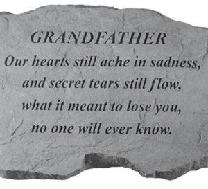 98920 GRANDFATHER- Our Hearts Still Ache...-0