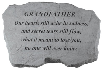 98920 GRANDFATHER- Our Hearts Still Ache...-0