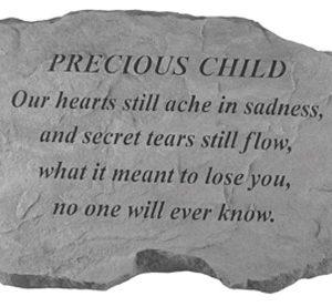 99020 PRECIOUS CHILD- Our Hearts Still Ache...-0