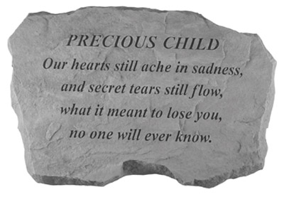 99020 PRECIOUS CHILD- Our Hearts Still Ache...-0