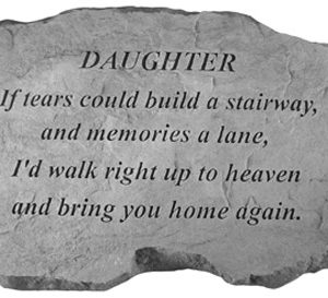 99420 DAUGHTER-If Tears Could Build...-0