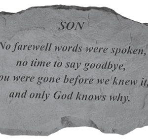 99820 SON-No Farewell Words...-0
