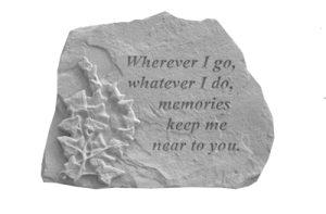 07001 Wherever I go...w/ivy-0