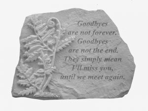07033 Goodbyes are not...w/fern-0