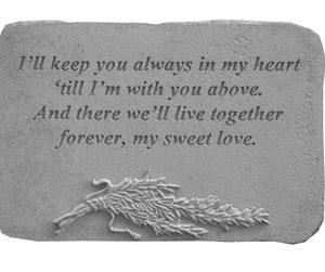 07542 I'll keep you always...w/rosemary-0