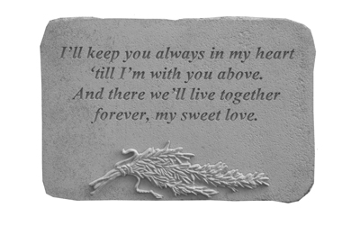 07542 I'll keep you always...w/rosemary-0