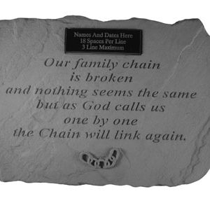 53720 Our family chain...Personalized-0