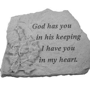 07006 God has you...w/ivy-0