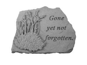 07025 Gone yet not forgotten...w/lavendar-0